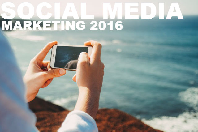 social media marketing trends 2016 Future Graphics