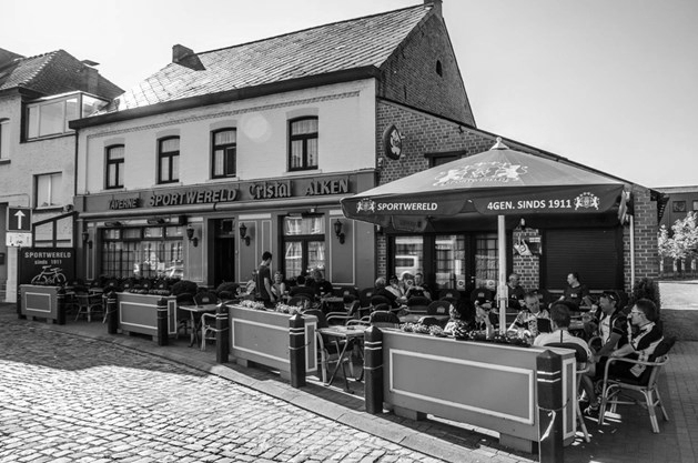 Café Sportwereld Alken