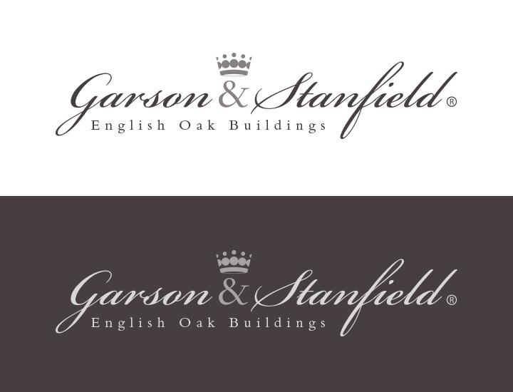 Garson&Stanfield logo ontwerp