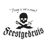 Feestgedruis Piracy is not a crime