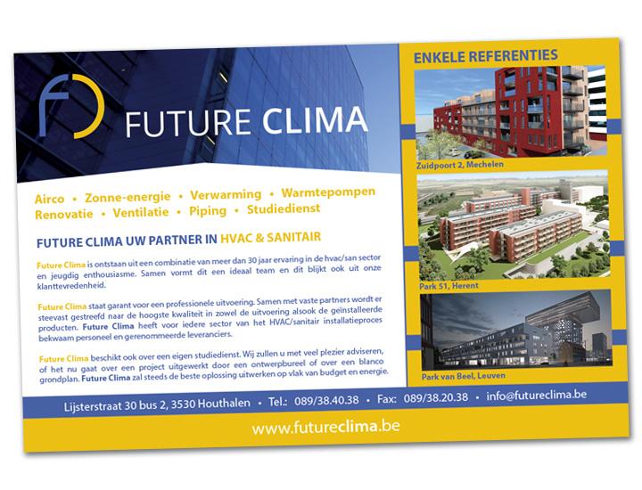 Future Clima Houthalen Advertentie