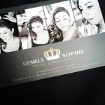Sophie Gemels Hair & Make-up flyer