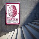 Stad Gent 2e Gentse Sportquiz affiche