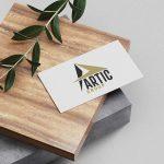 Artic Group logo presentatie