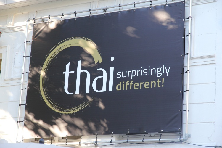 O-Thai Hasselt spandoek foto