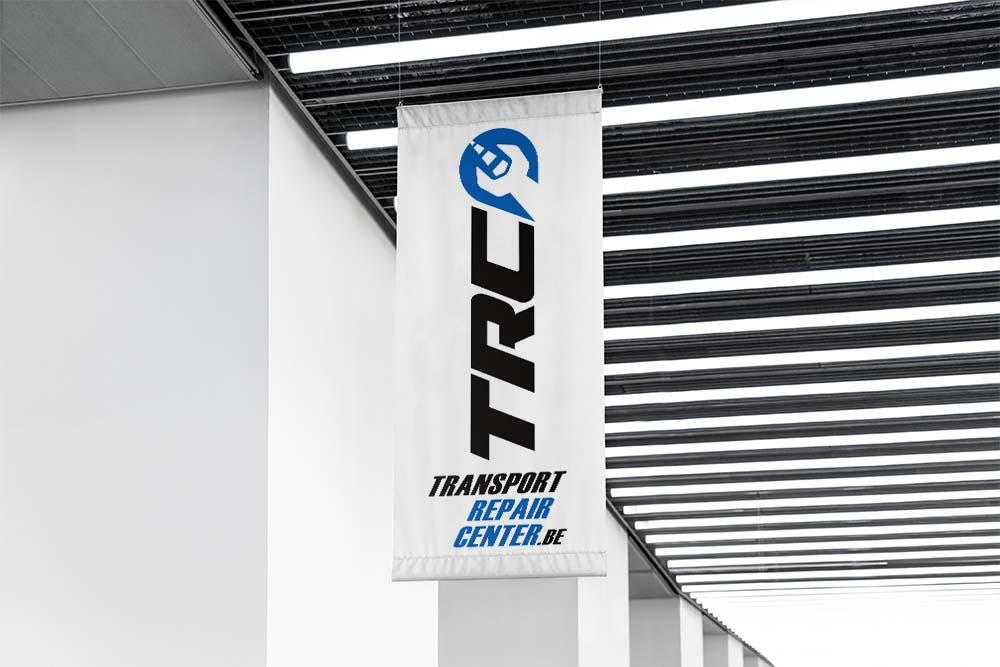 Transport Repair Center Vlag