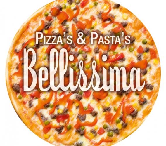 Pizza's & pasta's Bellissima