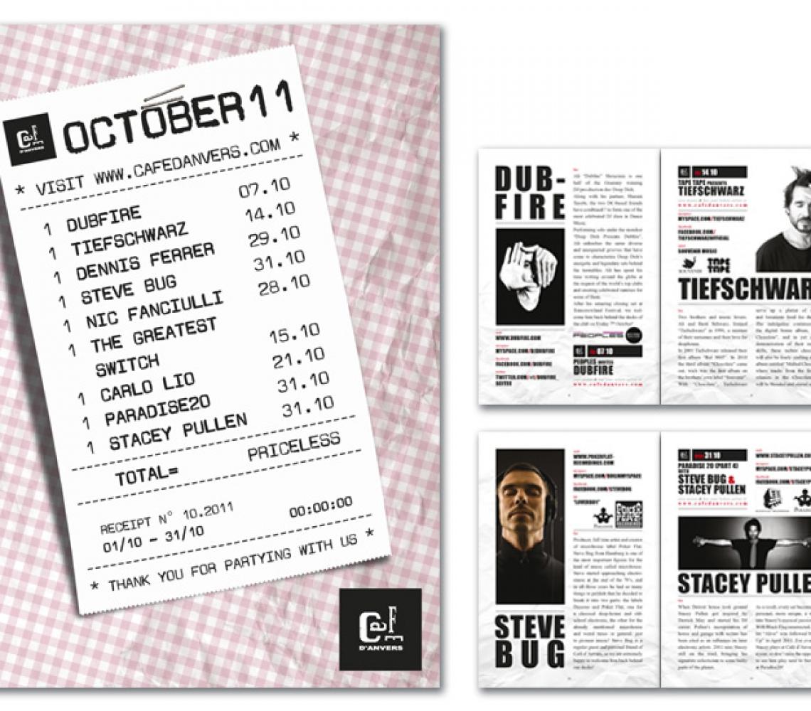 Café d'Anvers MINIMAG oktober layout