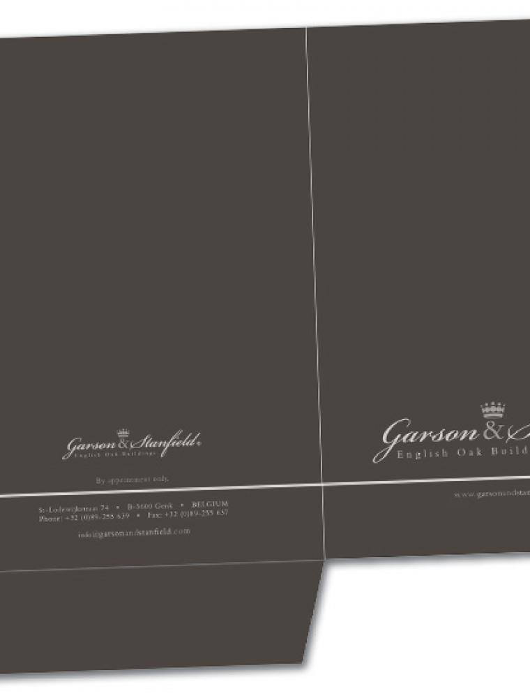 Garson&Stanfield presentatiemap