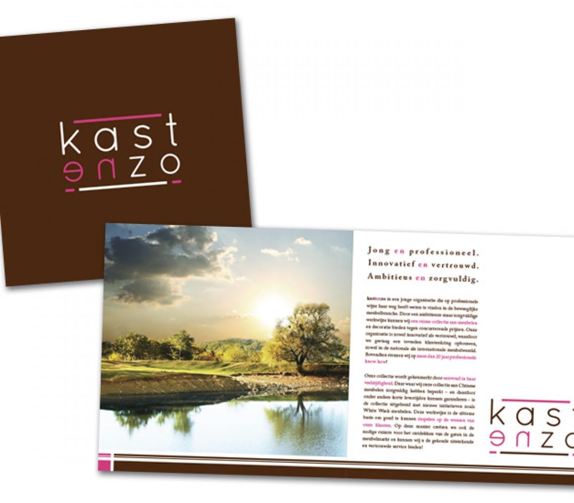 Kast enzo productbrochure (geniet, 12 blzn)