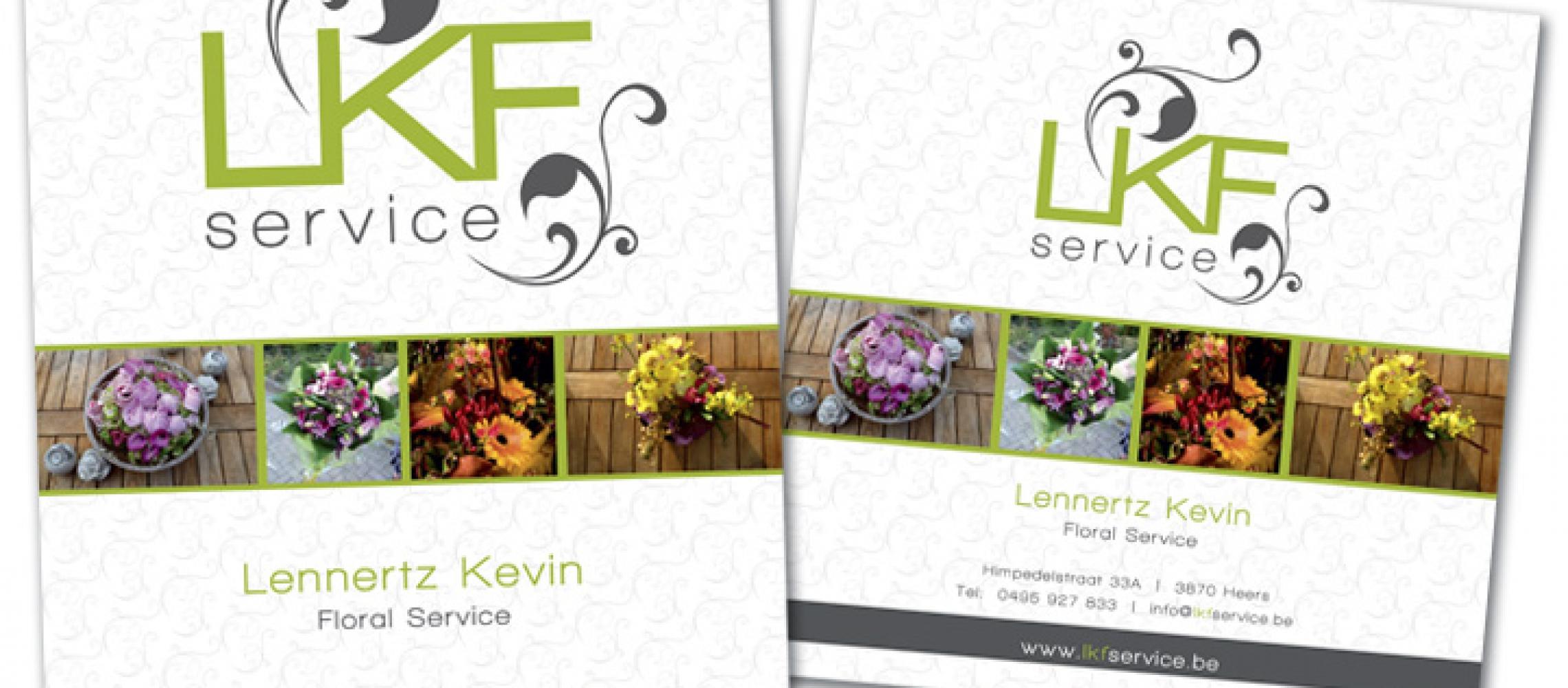 LKF service advertenties magazine