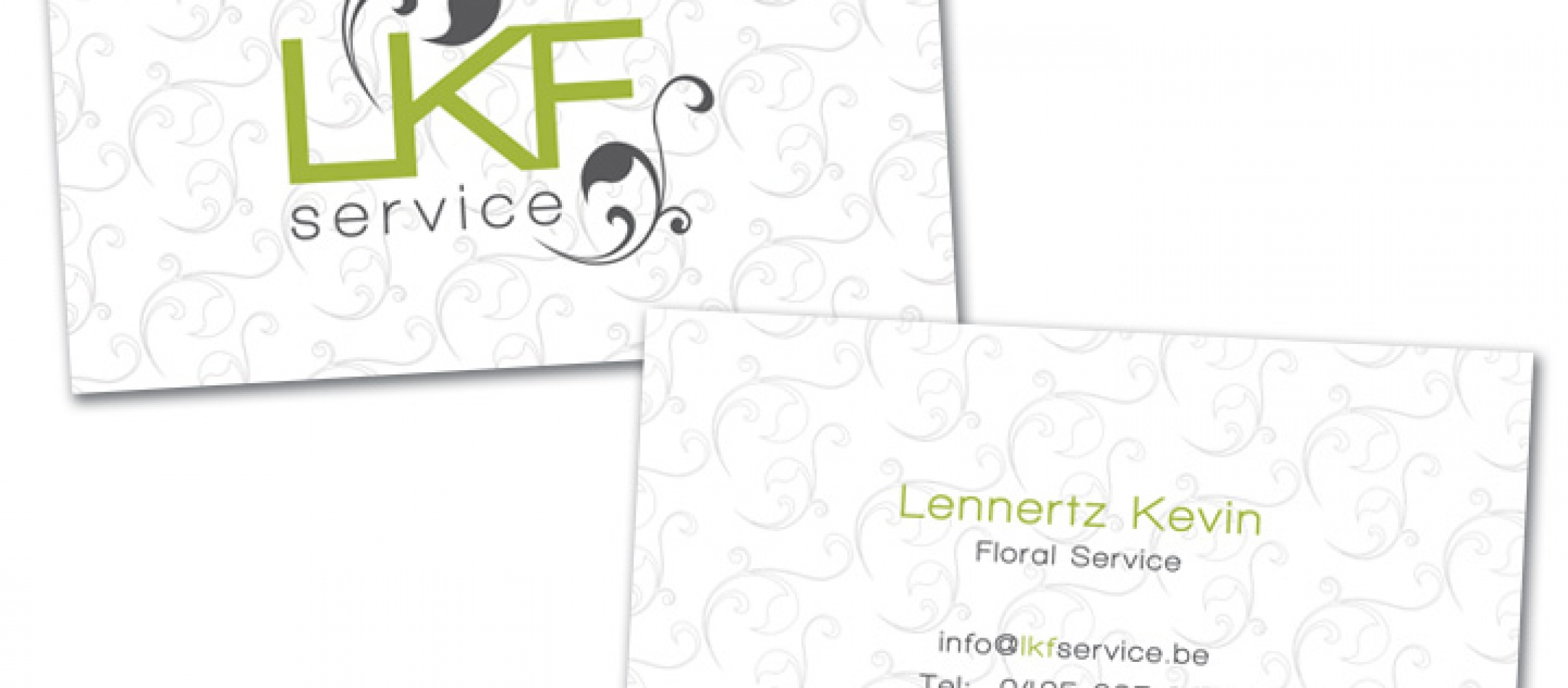 LKF service naamkaartje