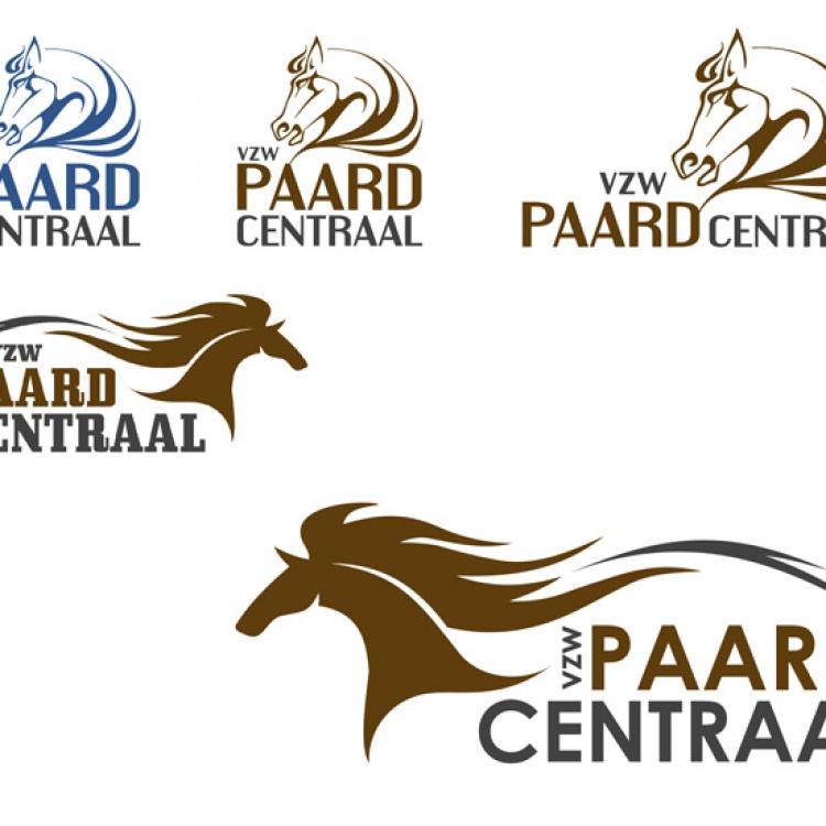 Paard Centraal ontwikkeling logo