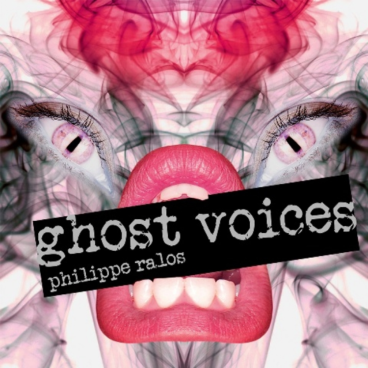 Philippe Ralos album cover Ghost Voices