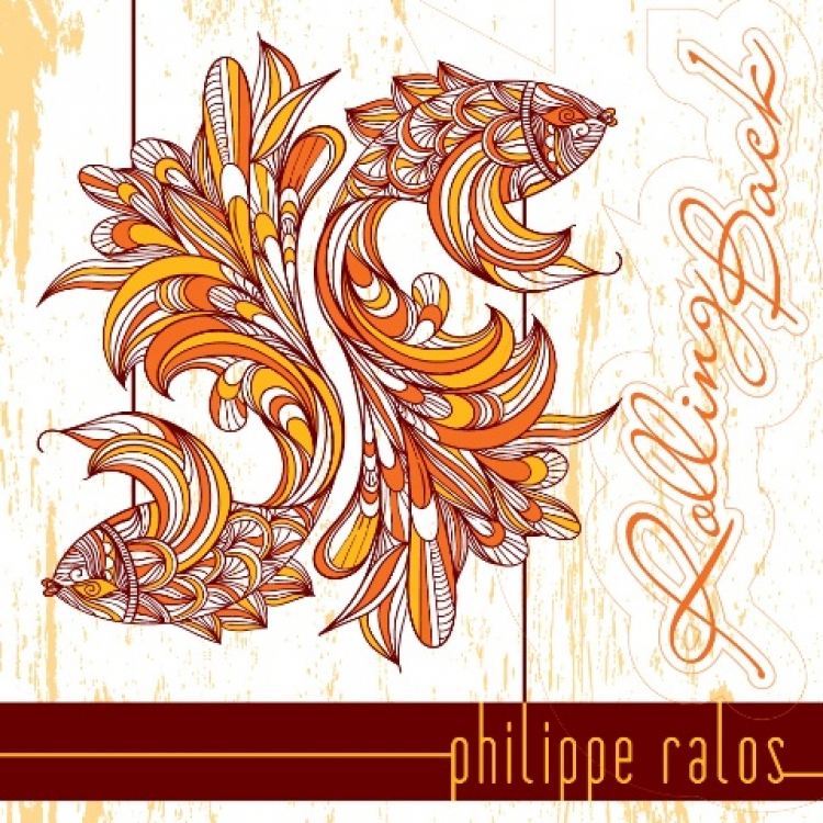Philippe Ralos album cover Rolling Back