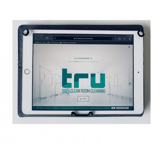 TRU Cleanroom Cleaning