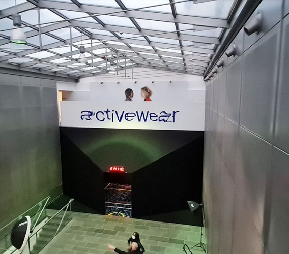 Modemuseum Hasselt – Activewear expo