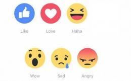 """Binnenkort nieuwe """"vind-ik-leuk""""-knoppen op Facebook"""