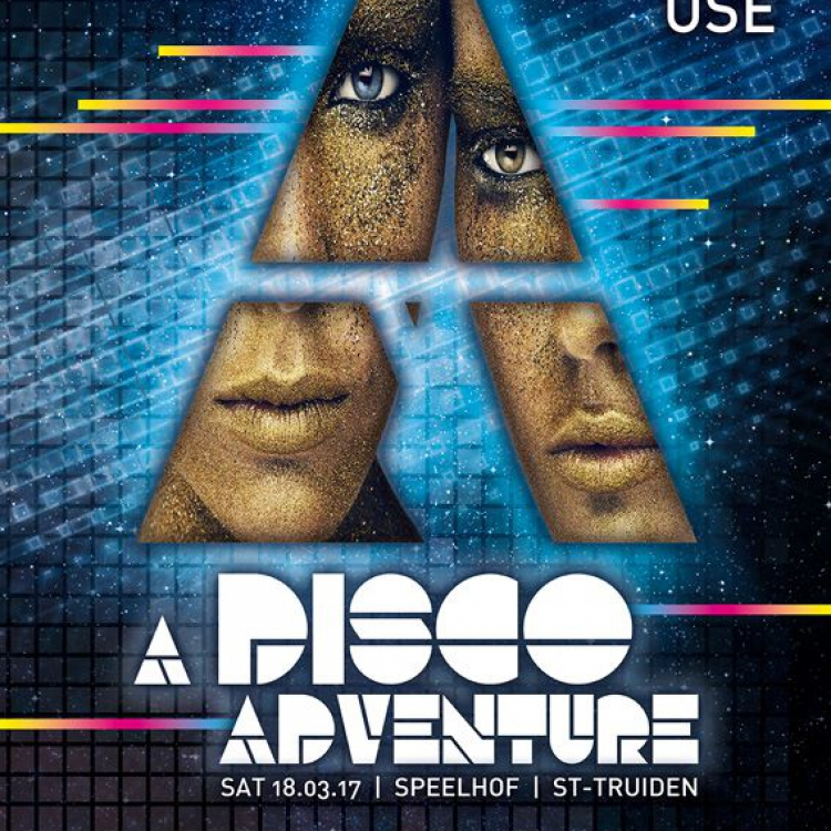 play'house - A Disco Adventure - affiche